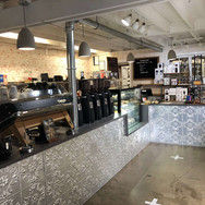 Simply Beans cafe shopfitting Brisbane