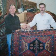 Rug buying in Shiraz