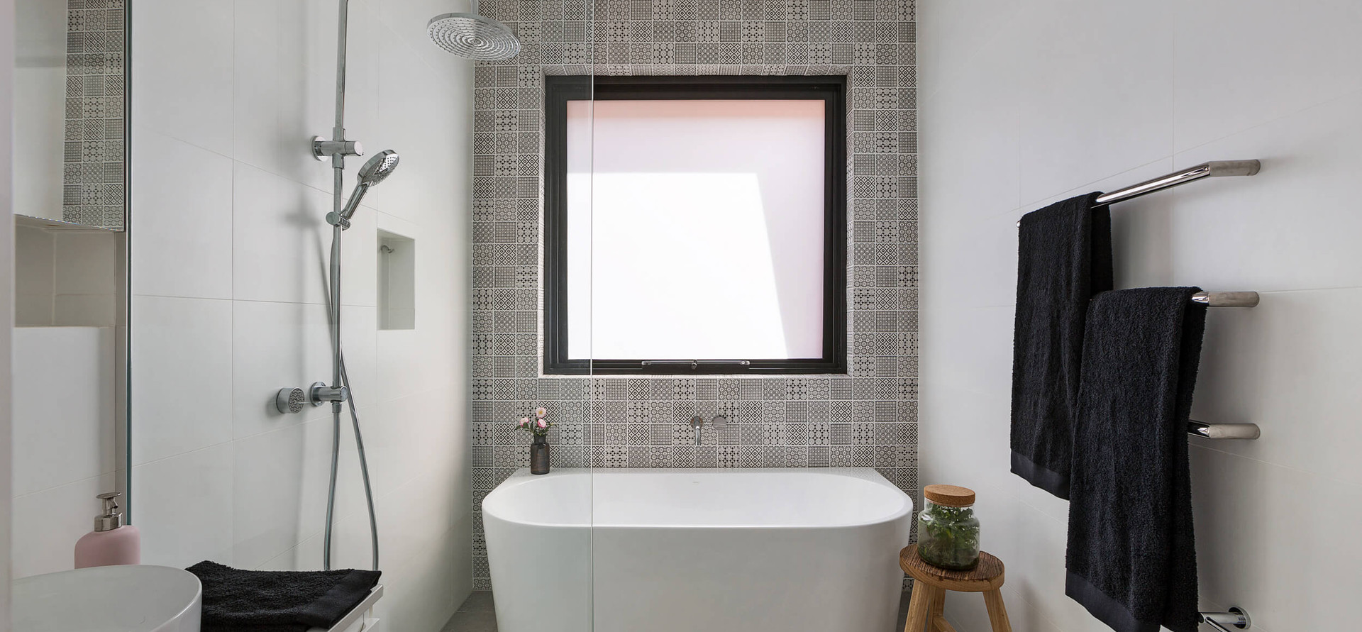 Bathroom Renovation by Braeside Building -