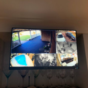 CCTV install by Perth electrician (1).jp