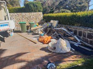 rubbish removal bilgola beach