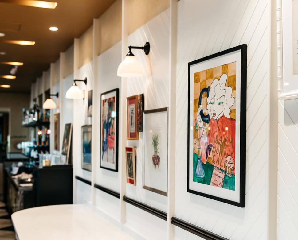 Sydney shopfitter - Braeside Building No