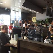 Shopfitting Brisbane cafe shop fitter CXpresso