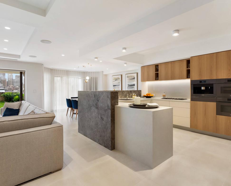 Sydney Builder - North shore renovation