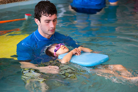 private swim lessons easter suburbs