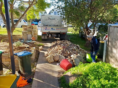 construction waste removals northern bea