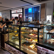 cafe fitout by Brisbane shop fitters All