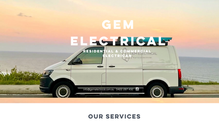 Gem Electrical website for tradies.png