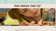 finish my wix website kids nature club.p