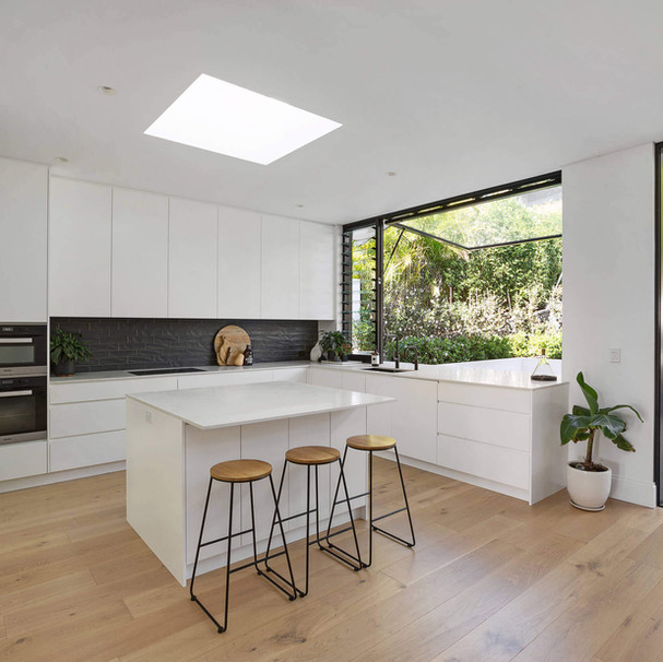 Northbridge House Renovation