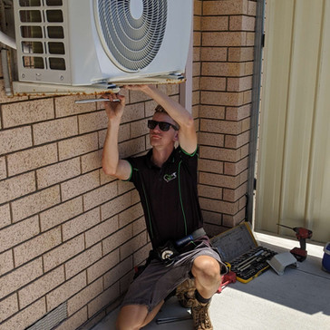 air conditioning Perth. split systems in