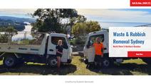 Tradies website - One2dump rubbish remov