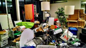 office rubbish removalists