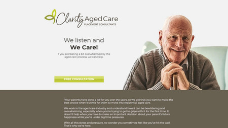 Clarity aged Care