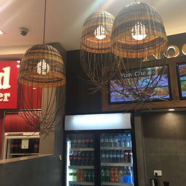 Shopfitting Brisbane - Noodle Time - Que