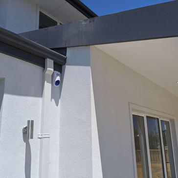alarm install by Perth electrician (12).