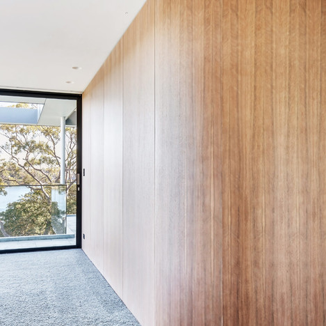 joinery ideas for north shore renovation