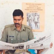 Sri Lanka policing election