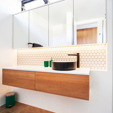 bathroom vanities & joinery in northshor