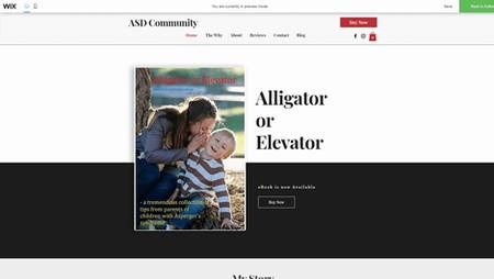 Ebook website Alligator or Elevator by M