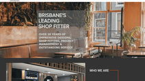 Shopfitter websites G&K Projects by Malo