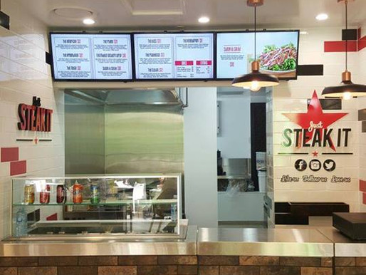 Shop Fit out – Just Steak It, Post Office Square
