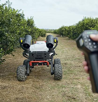 UAS agricultural drones bundaberg qld un