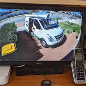 CCTV install by Perth electrician (4).jp