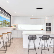 bespoke kitchen designs Sydney - Balgowlah