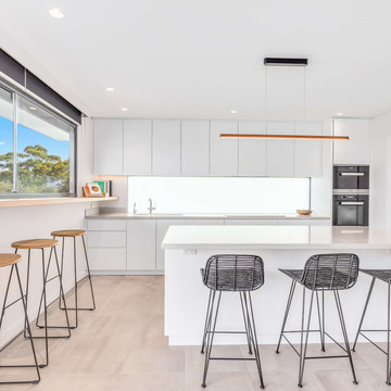 bespoke kitchen designs Sydney - Balgowlah