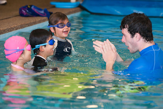 Holiday Swimming Lessons with AquaBuddies North Bondi, Sydney