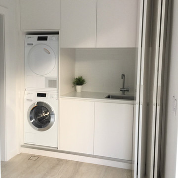 laundry joinery Northern beaches & North shore sydney
