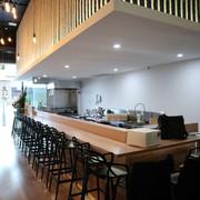 Asain restuarant & sushi shop fitout (9)