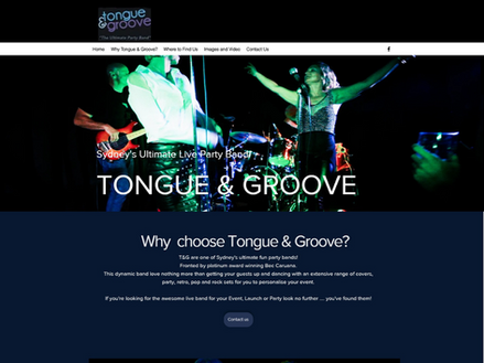 Tongue & Groove Party Band