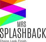 Mrs Splashback kitchen joinery logo