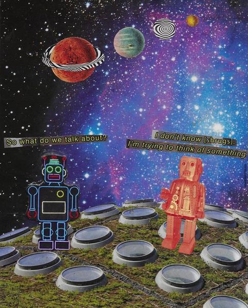 cosmic meeting