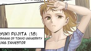 Investor Z IMPACT! - Chapter 1: Miyuki's Responsibility