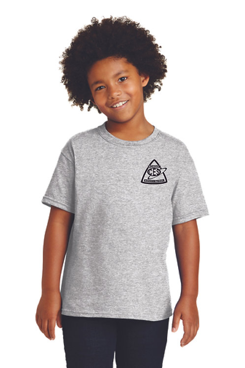 School Safety Patrol T-shirt.
