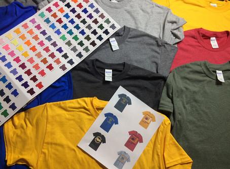 5 Tips to choose a Custom Screen-printed T-shirt.