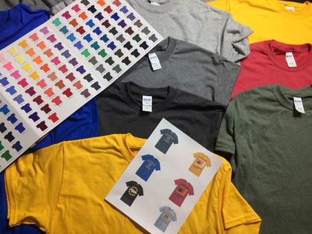 5 Tips to choose a Custom Screen-printed T-shirt.