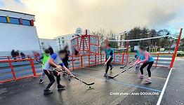 SEI Pitch'One 005 R9 M LRSY Hockey anima
