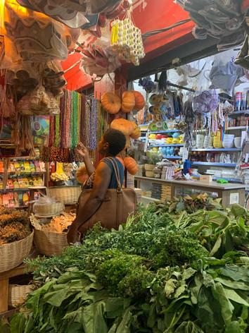 Afro Market Tour
