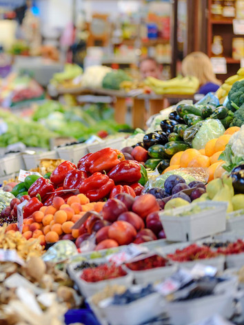 Rio Market + Food Tour