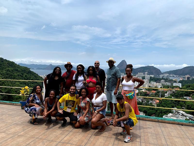 favela cultural tour