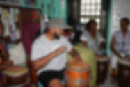 Salvador Tours - Percussion Classes