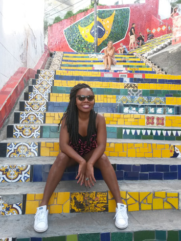 Rio's street