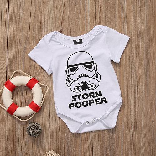 Storm Pooper Funny Bodysuit