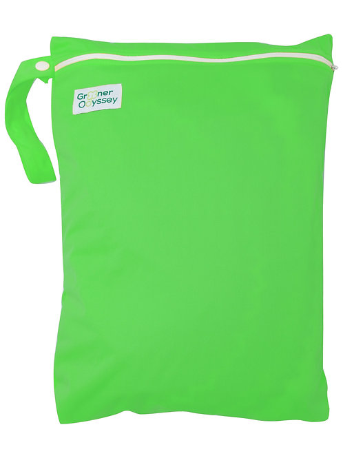 Greener Odyssey Small Wet Bag - Lime