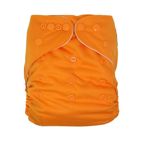 "Greener Odyssey Pocket Diaper ""Tangerine"""