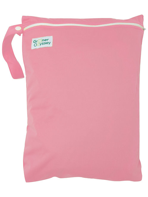 Greener Odyssey Small Wet Bag - Blush